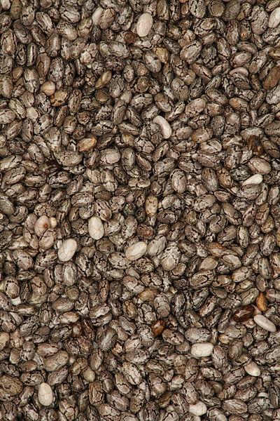 Chia Seeds, Whole